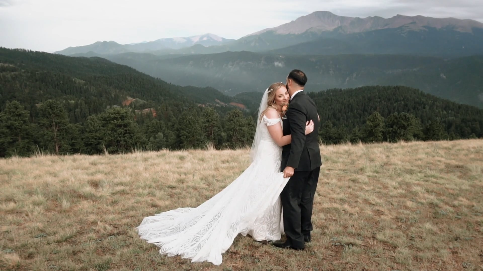 Woodland Park Wedding Video - Carly & Corey