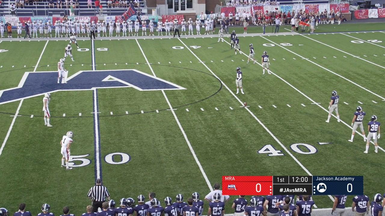 Varsity Football-2020-Game 3-MRA
