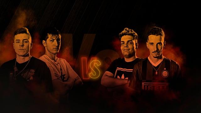 #ENTRESDOSUNOBATTLES 2vs2 - Gran Final