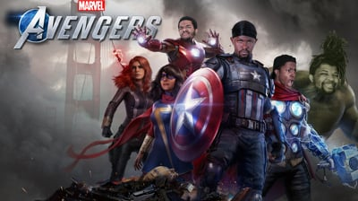 The Mav3riq Avengers Are Ready To Kick Some Ahh! - Stream Replay