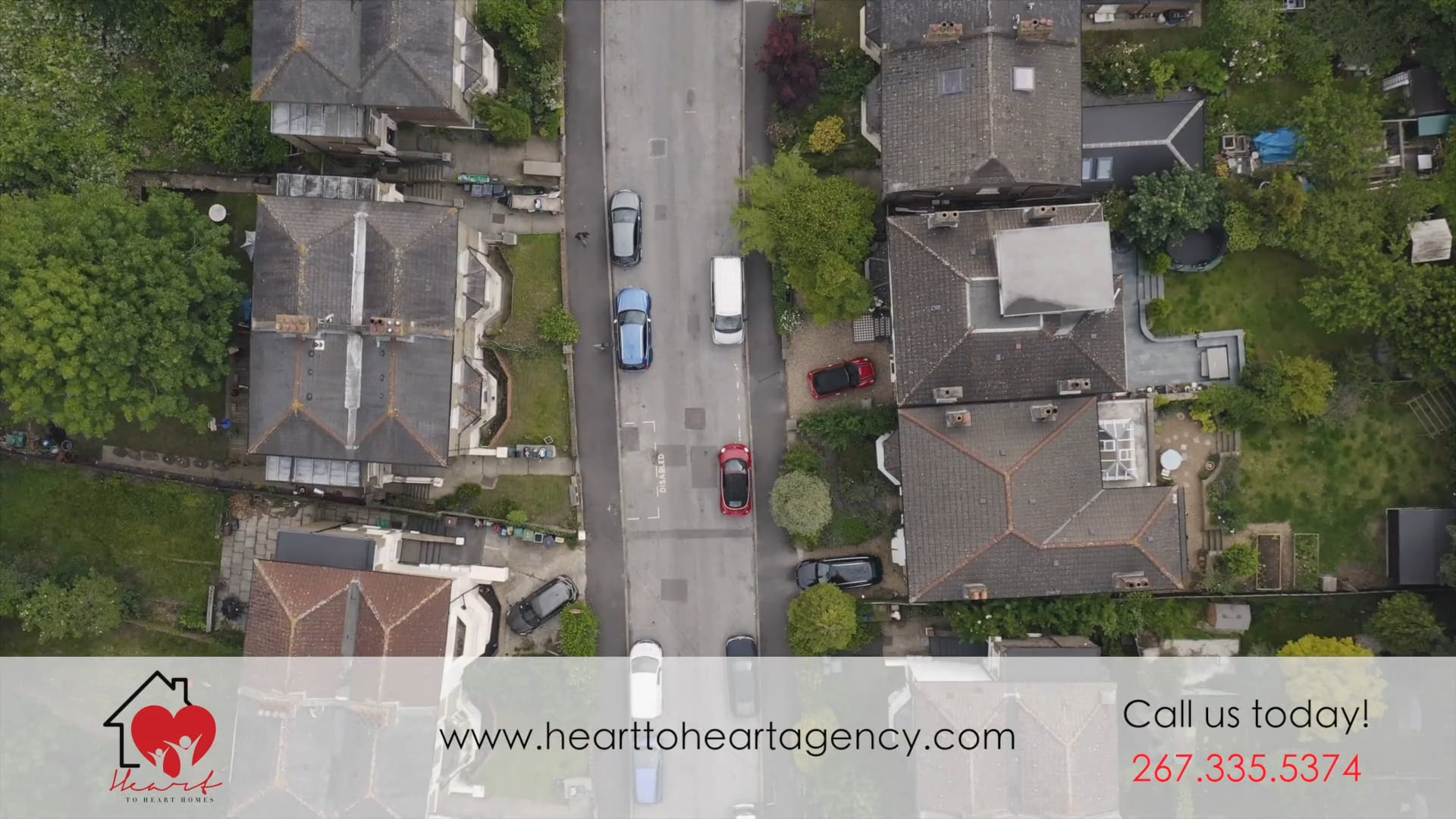 Heart To Heart Homes commercial
