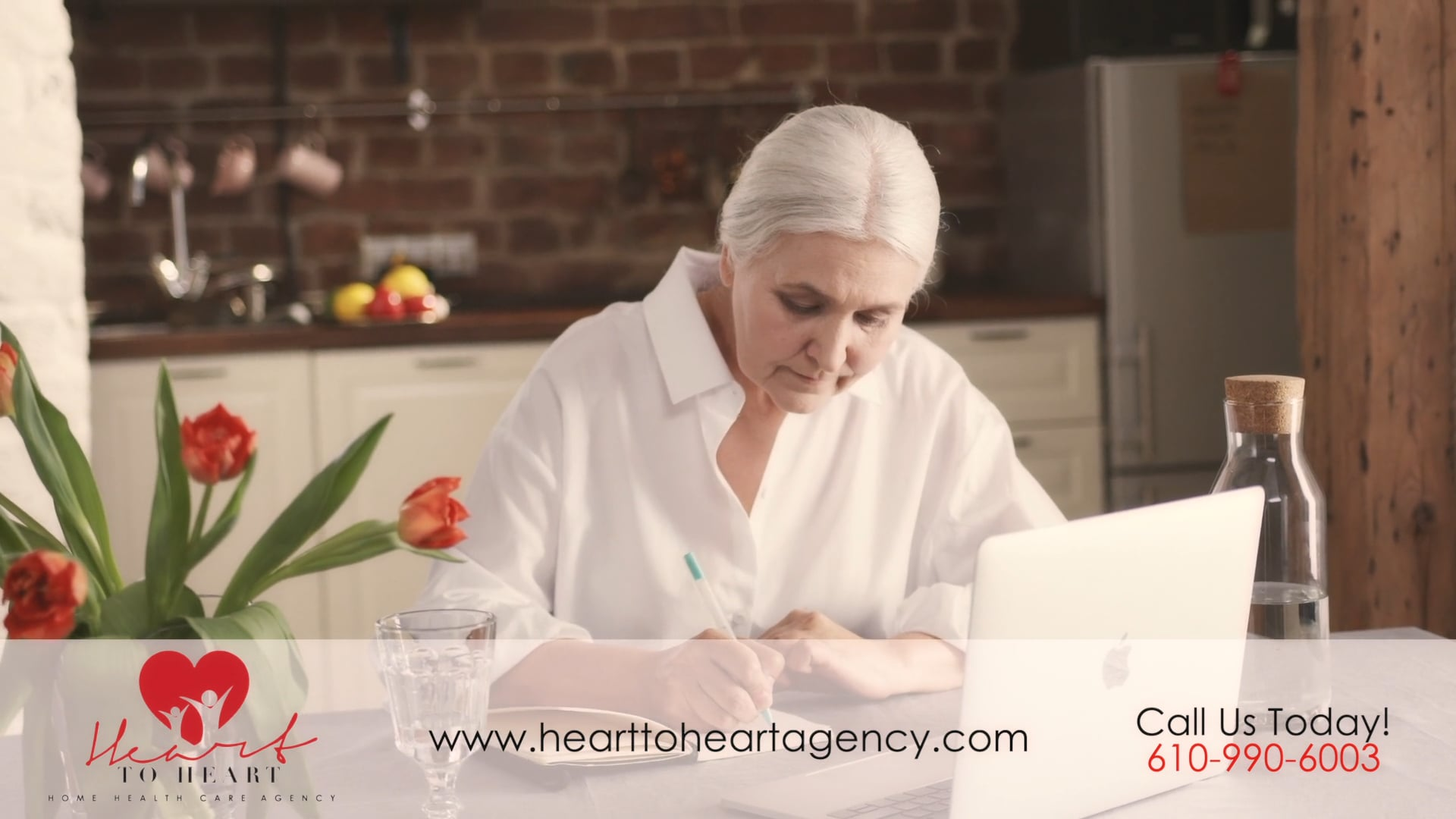 Heart 2 Heart Home Health Care COVID-19 (commercial)