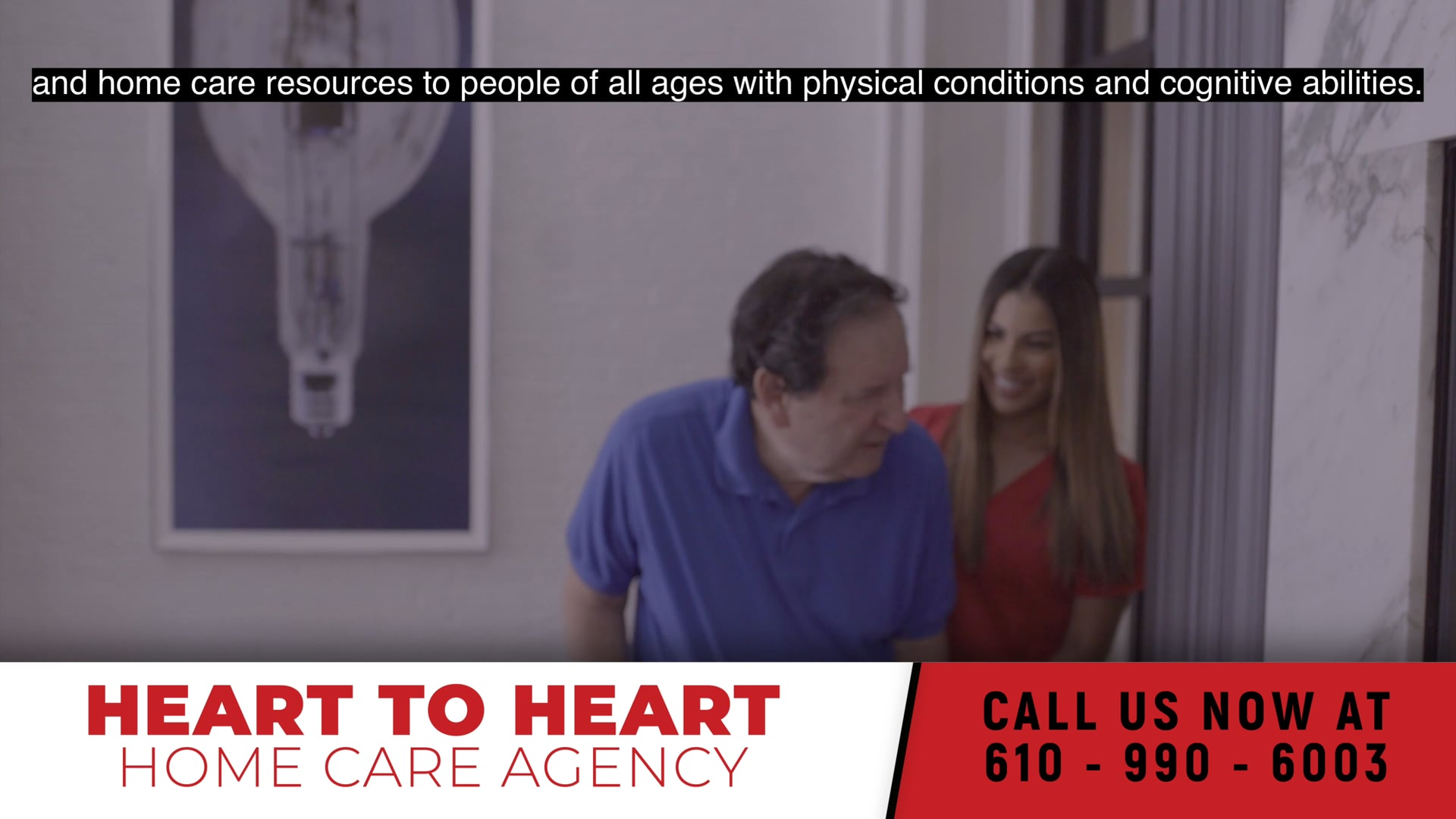 Heart To Heart Spanish Commercial