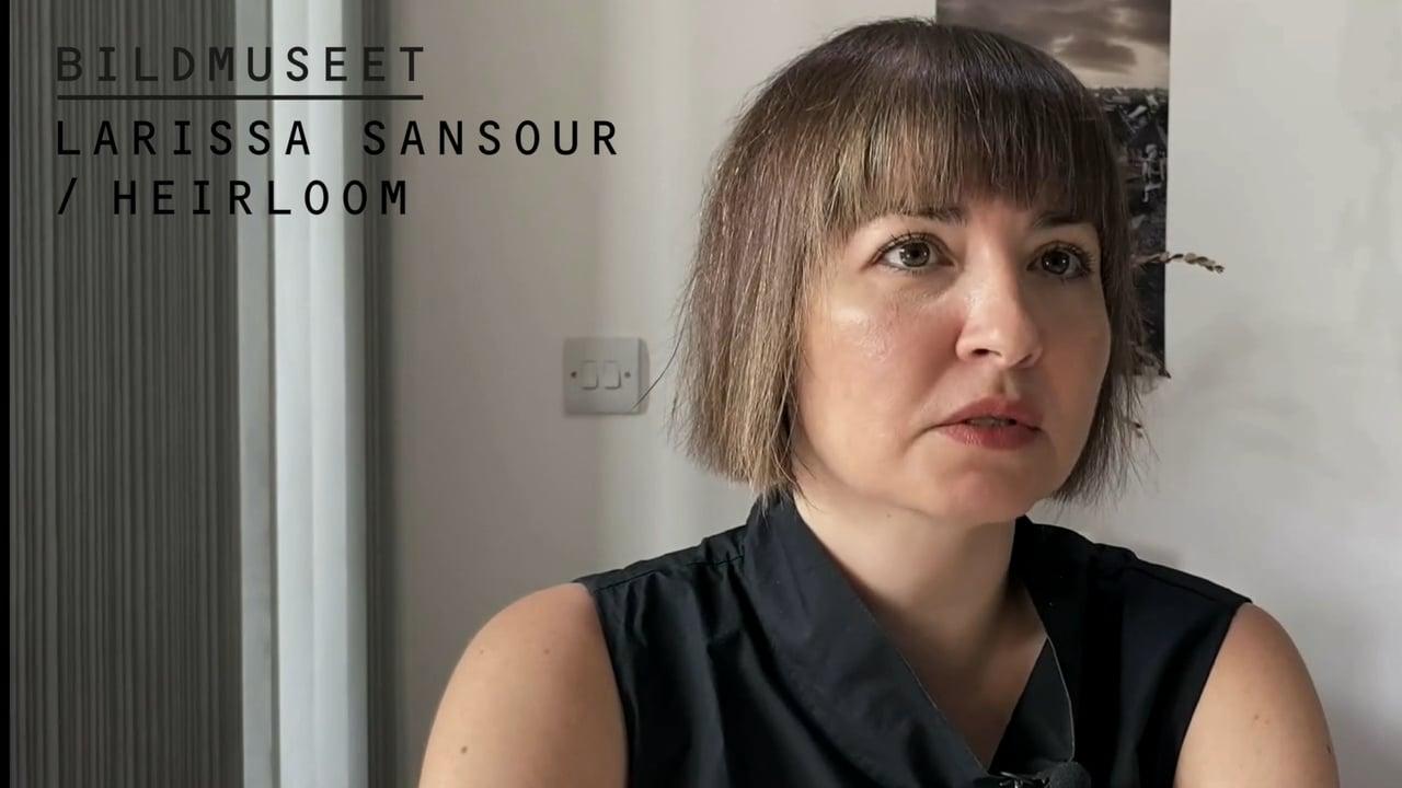 Film: Larissa Sansour