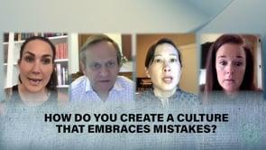 Culture eats failure for breakfast