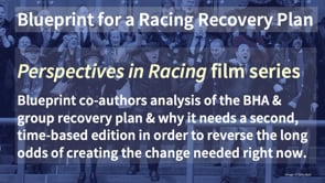 Thumbnail of Jon Hughes and Ged Shields review the BHA & group recovery plan