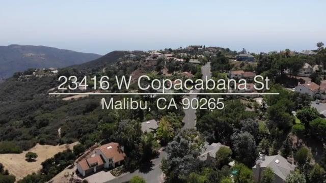 23416 W Copacabana St Malibu, CA 90265