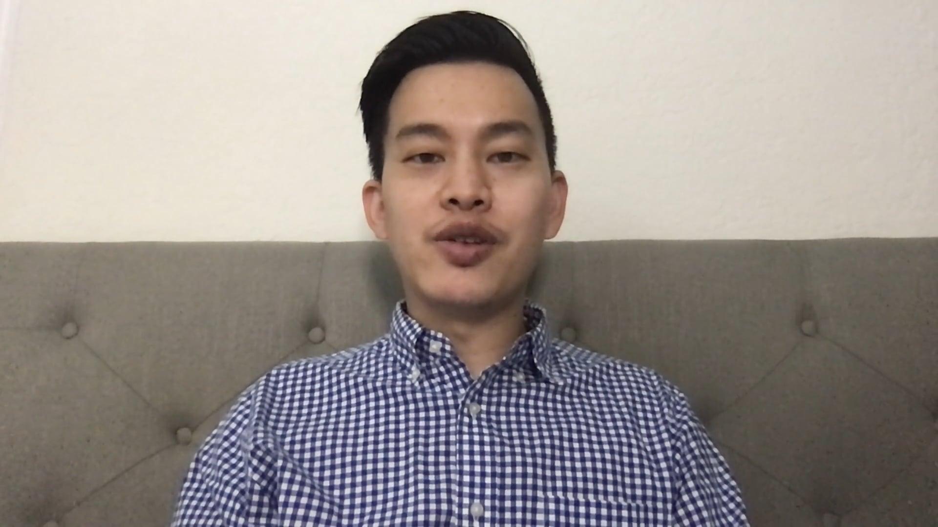 Matt Chin Testimonial