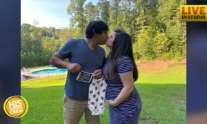 Lizz got to find out the gender of her grand baby over the weekend and she is over the moon!
