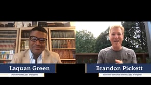 Not Alone with Laquan Green | SBC of Virginia