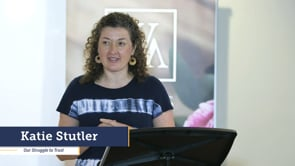 Katie Stutler - Our Struggle to Trust   Focus Women's Leadership Conference   SBC of Virginia