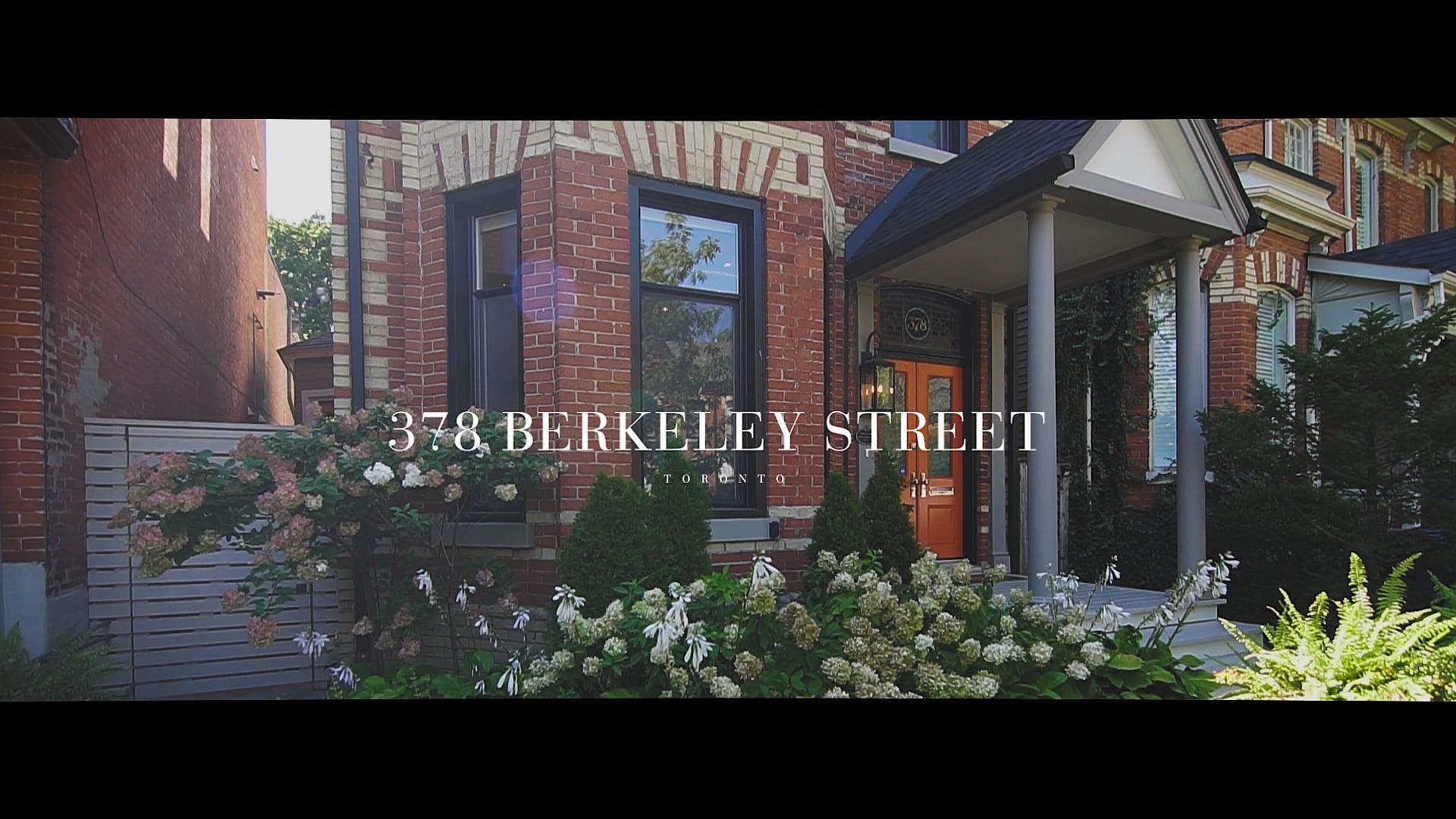 378 Berkeley Street