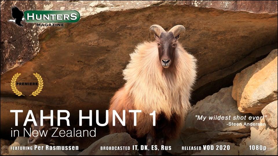 Tahr Hunt in New Zealand 1 of 2
