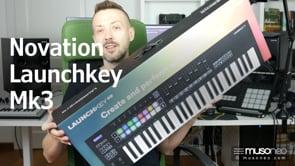 Novation Launchkey MK3
