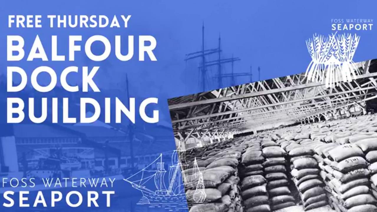 Virtual Tour Balfour Dock Building