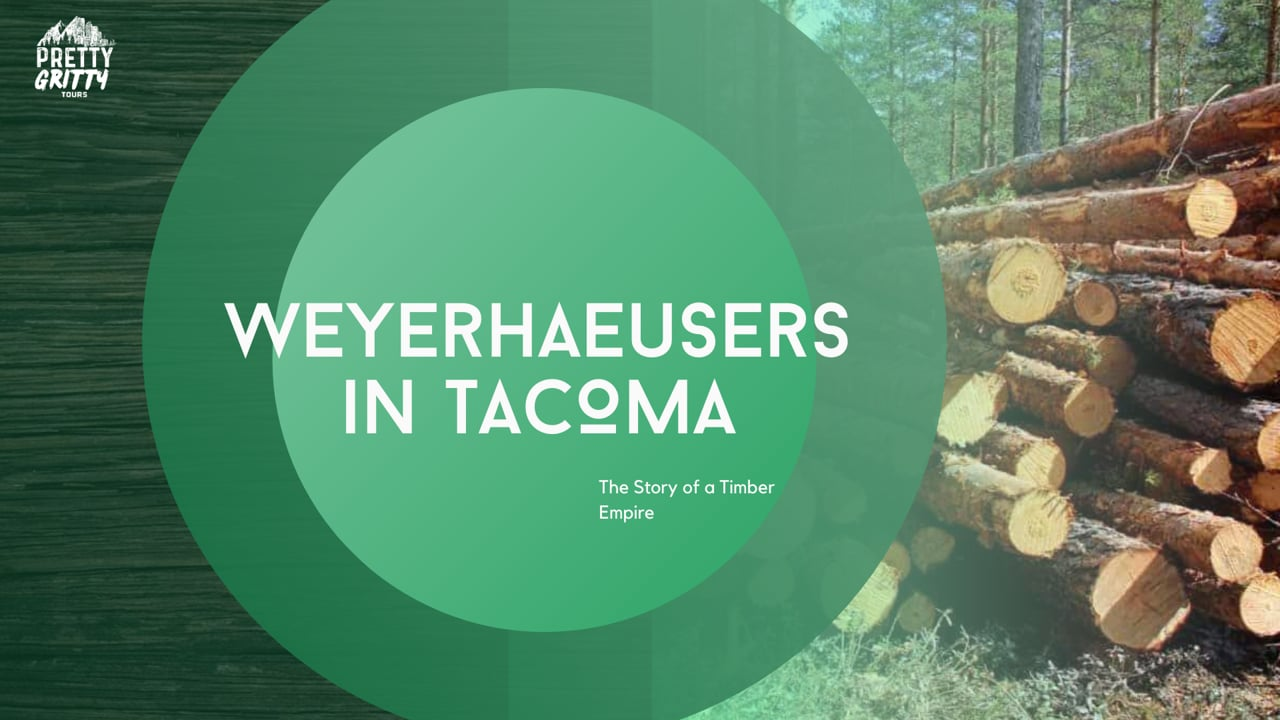 Virtual Tour Weyerhauesers in Tacoma