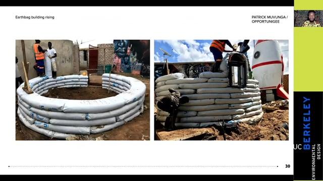Refugees Designing Future Settlements with Patrick Muvunga