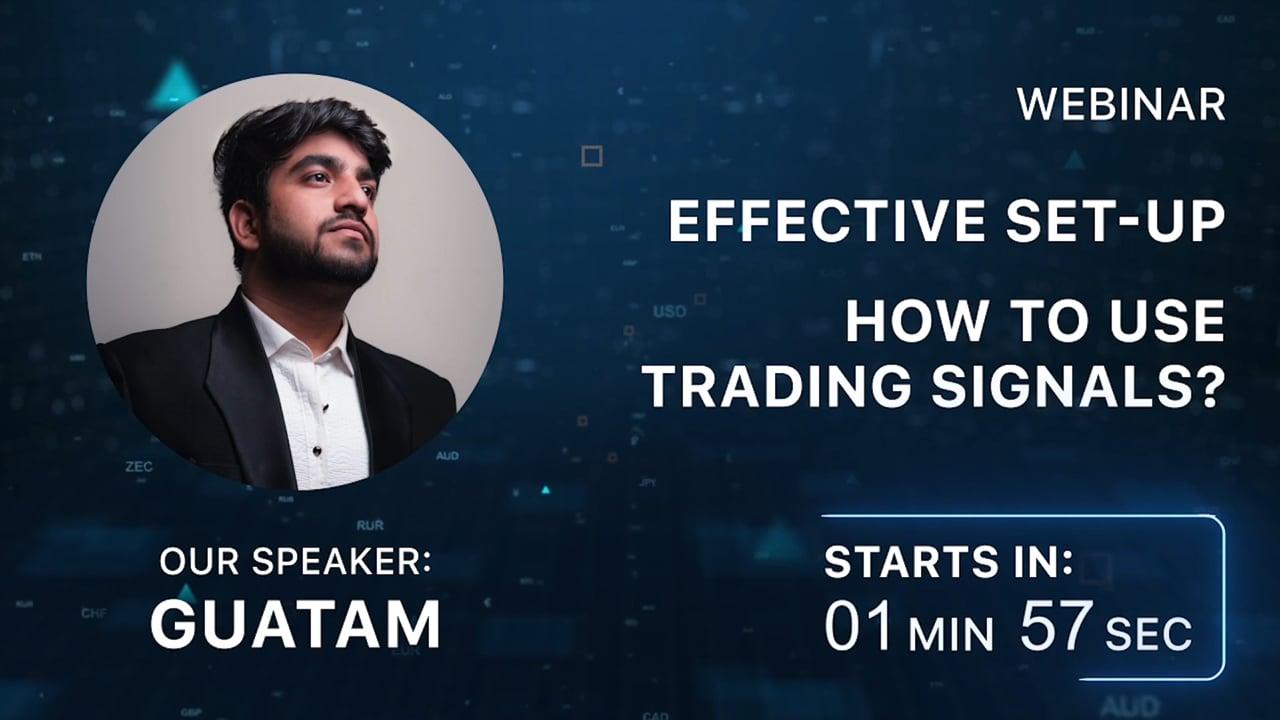HINDI webinar: use smart Trading Signals for better profit!
