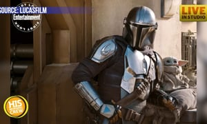 The Mandalorian Season 2 is coming and HIS Morning Crew is pretty stoked!