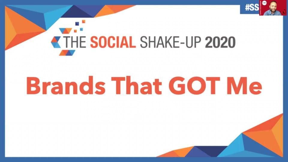 Brands That Got Me: Smart Social Media That Took My Money in 2020