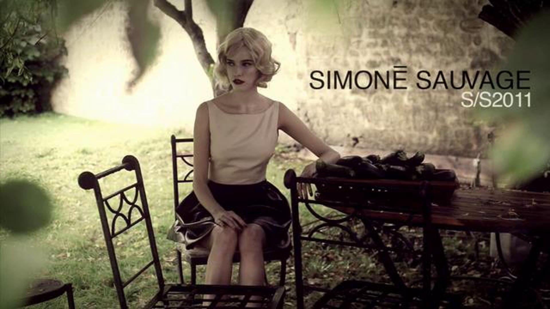 SIMONE SAUVAGE S/S 2011