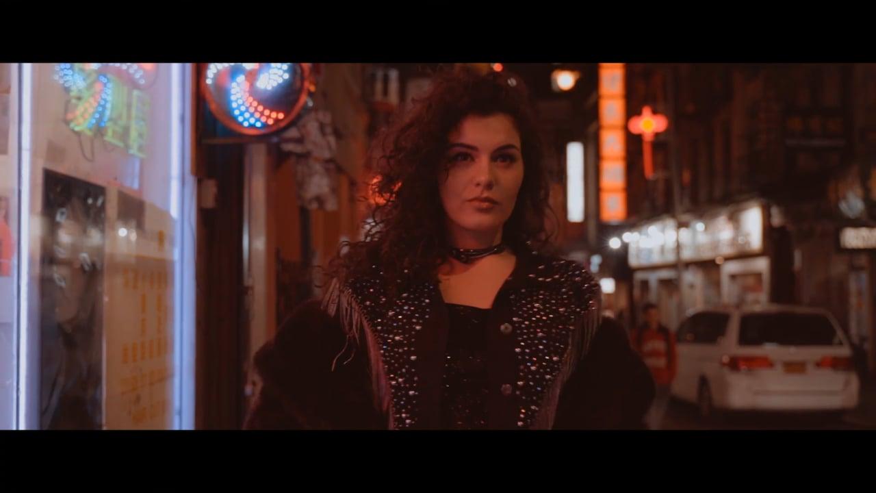 """Aida Blanco Videoclip """"Chao Chao"""" en Nueva York."""