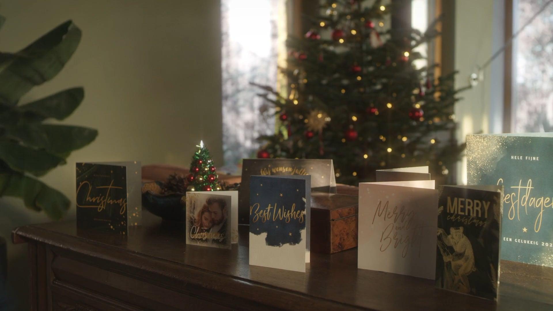 Kaartje2go - Kerstcommercial