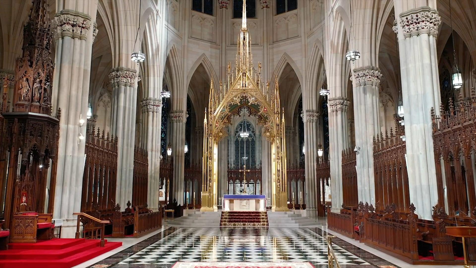 The Rosary: Joyful Mysteries led by Msgr. Joseph LaMorte
