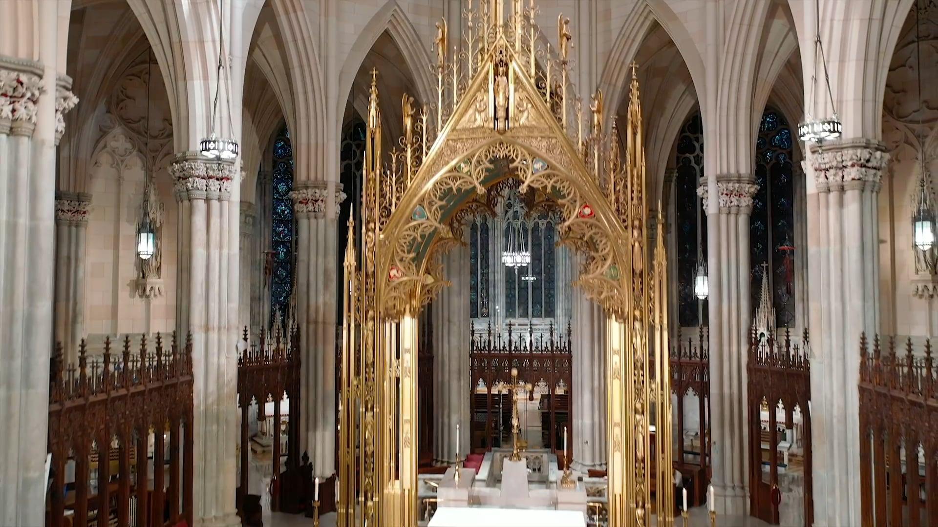 The Rosary: Luminous Mysteries led by Msgr. Joseph LaMorte