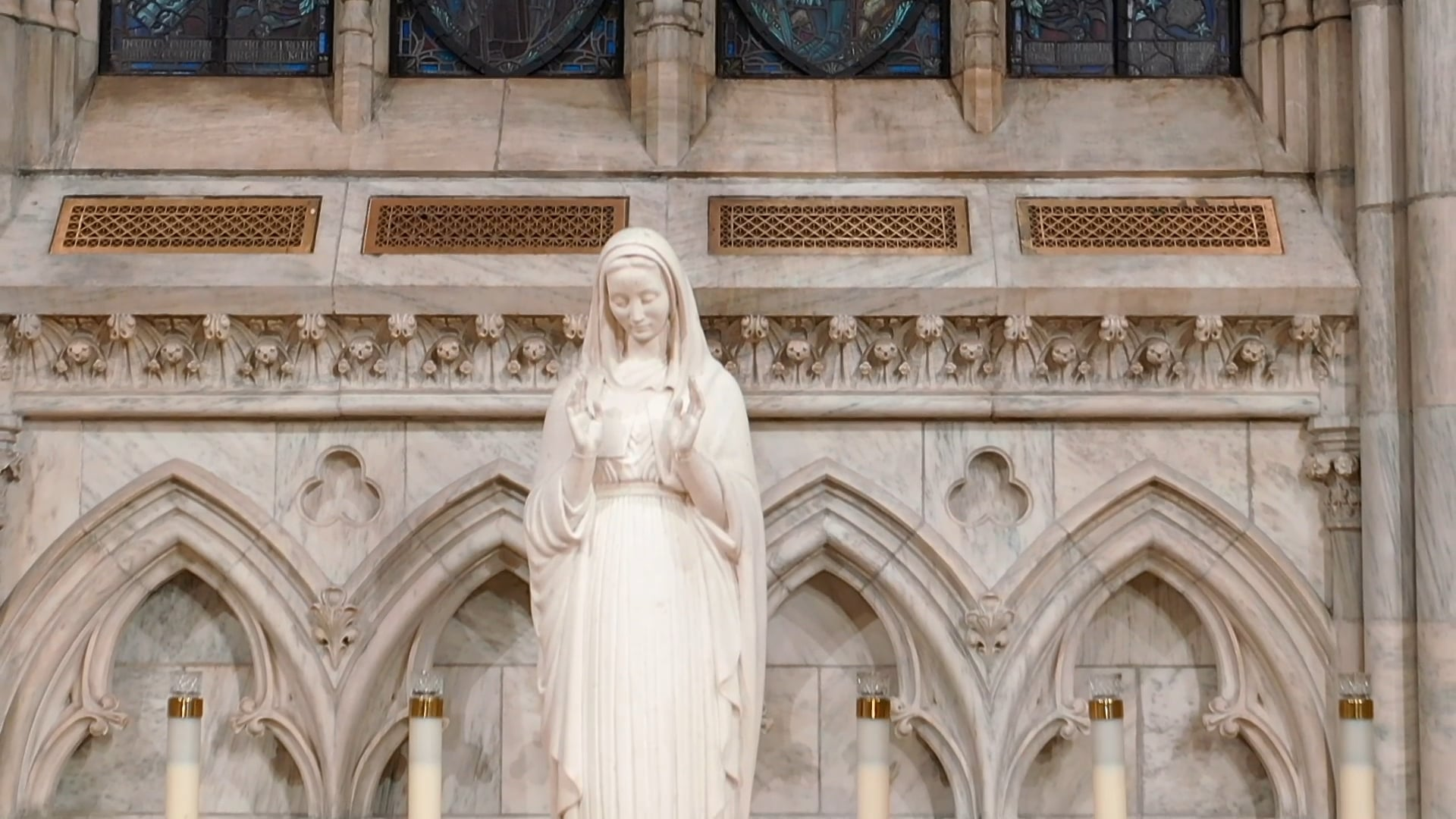 The Rosary: Sorrowful Mysteries led by Msgr. Joseph LaMorte