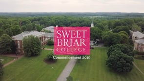 Sweet Briar College Commencement 2019