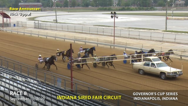 9-10-2020 Governor Cup Race 8