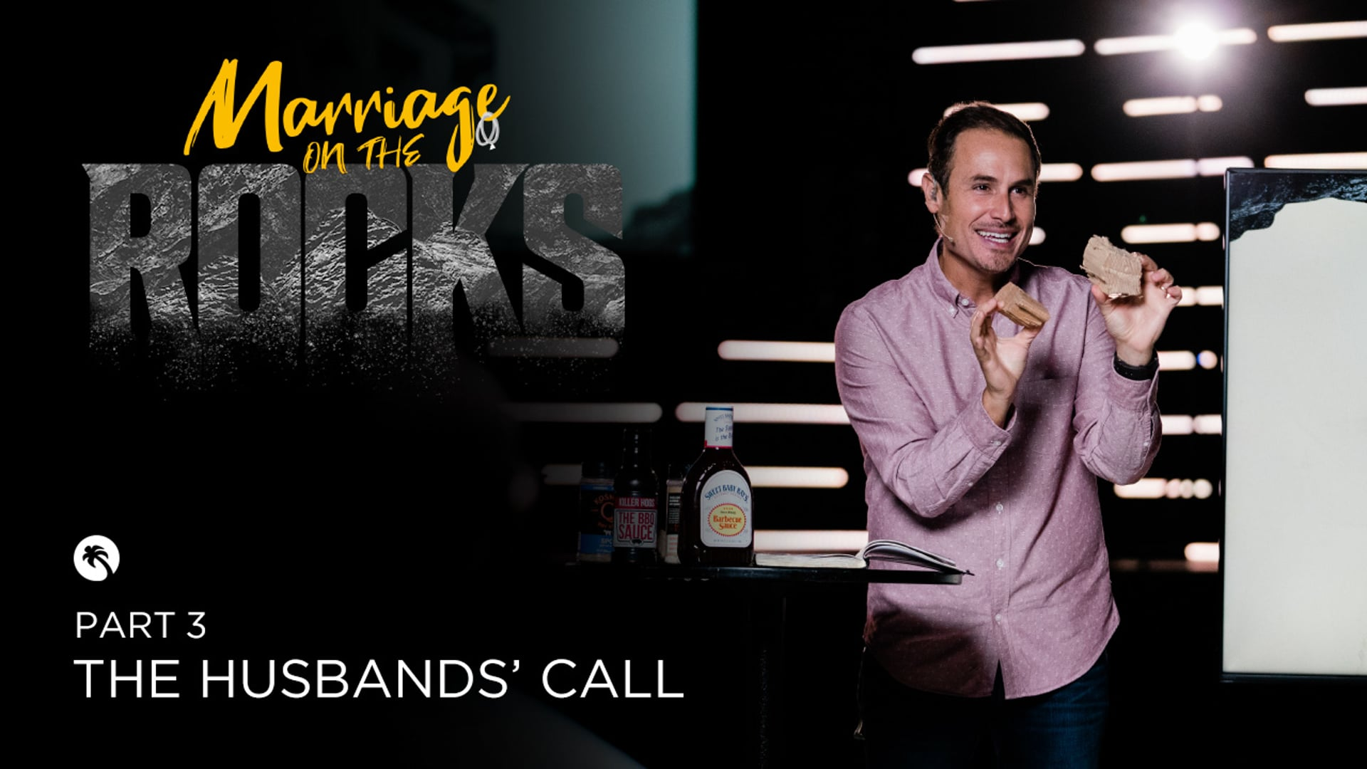 Marriage on the Rocks Part 3 - The Husbands' Call (Message)