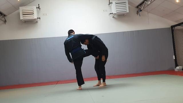 single leg vers double leg