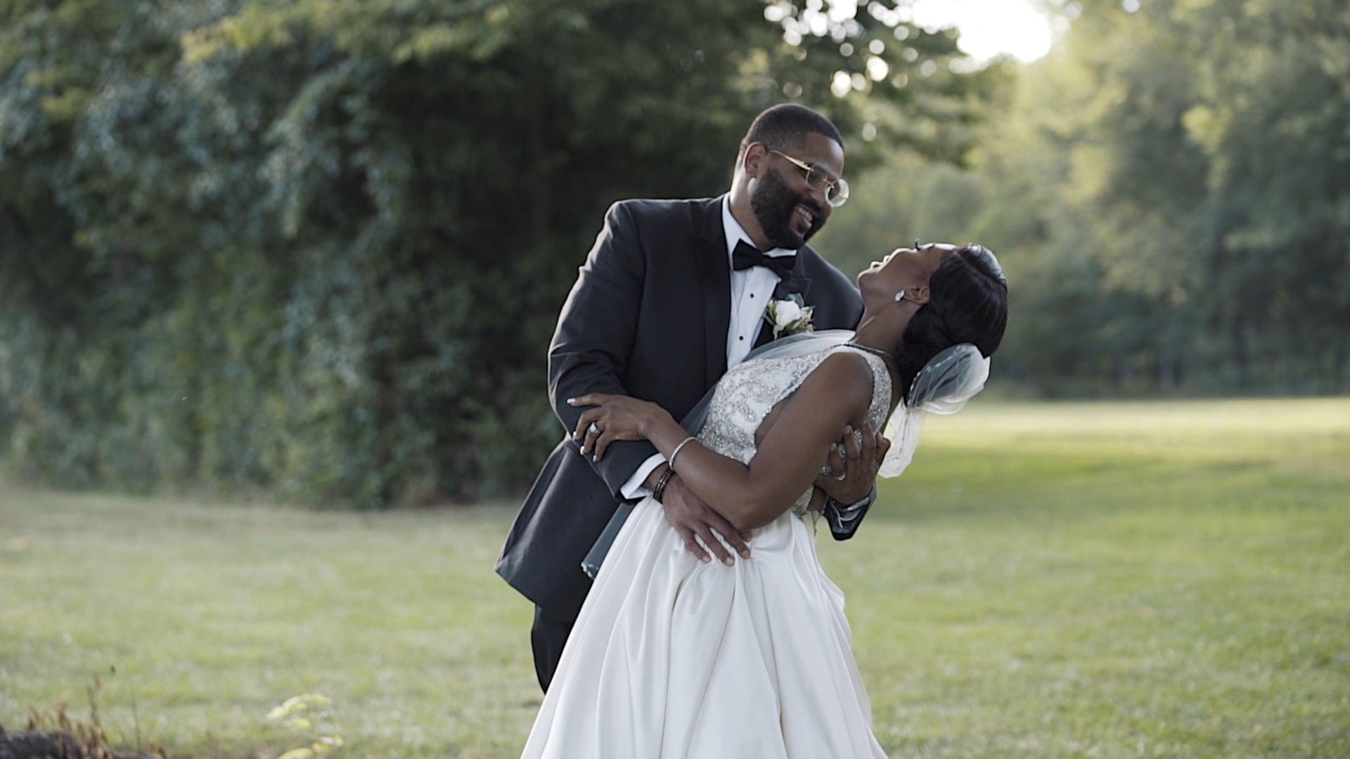 Chaneal & Michael Wedding Day Highlight