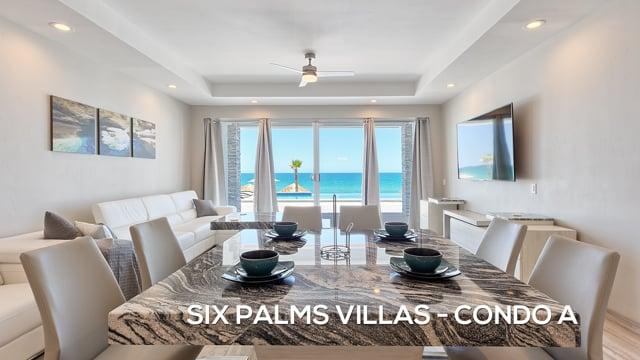 Six Palmas Villas - Condo A