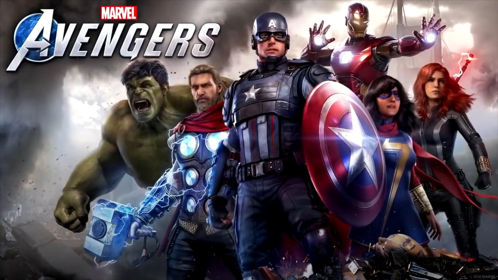 Avengers | Square-Enix