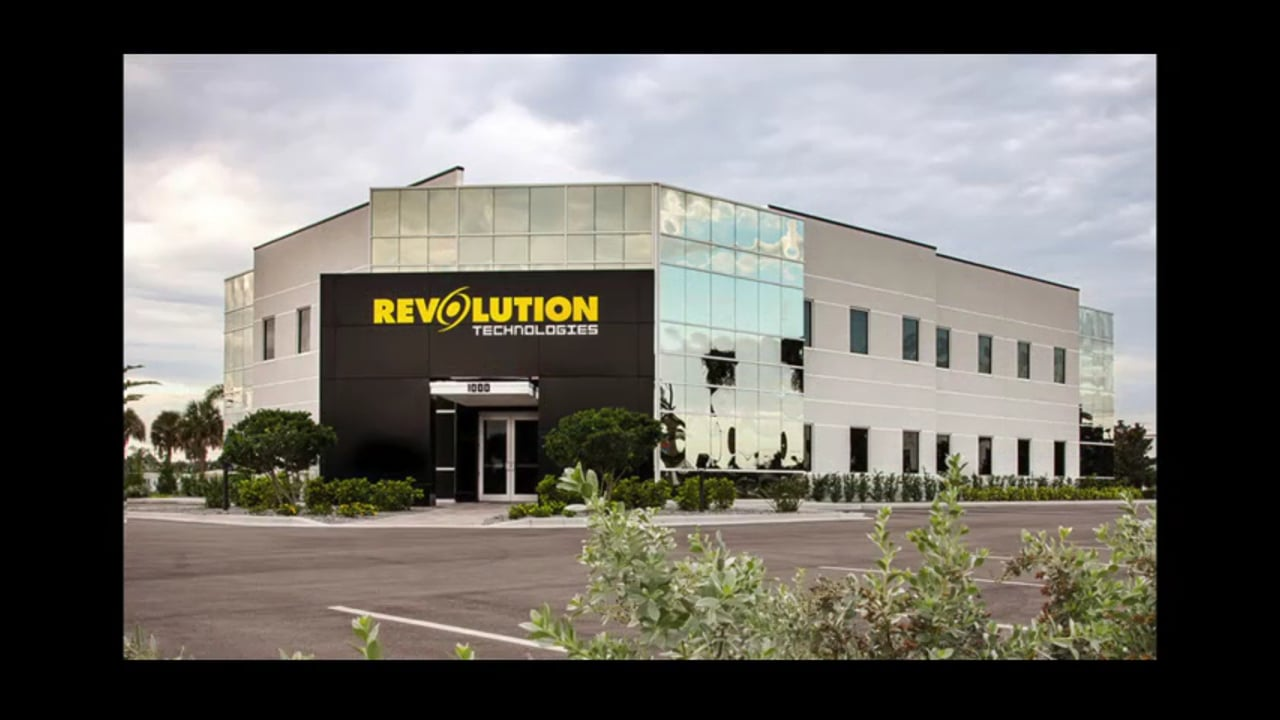 Revolution Technologies Corporate Video