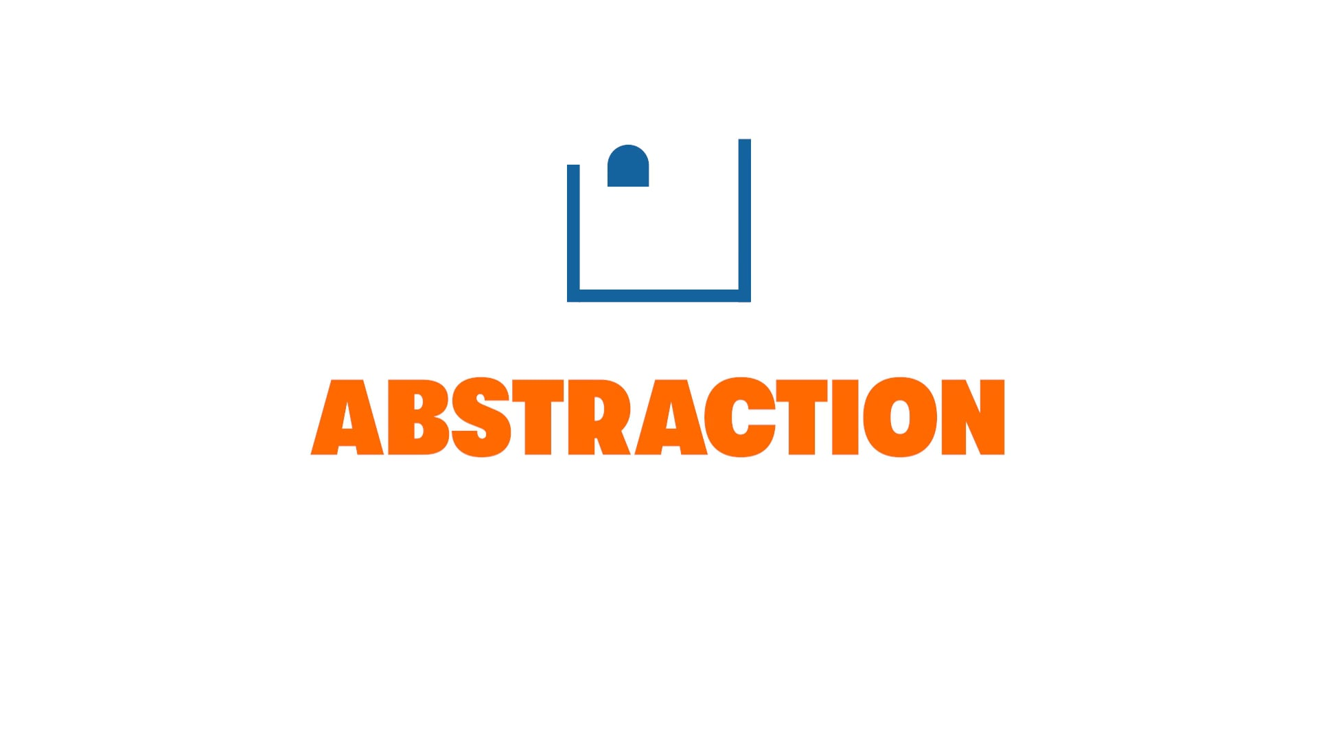 Get in the Game: Abstraction