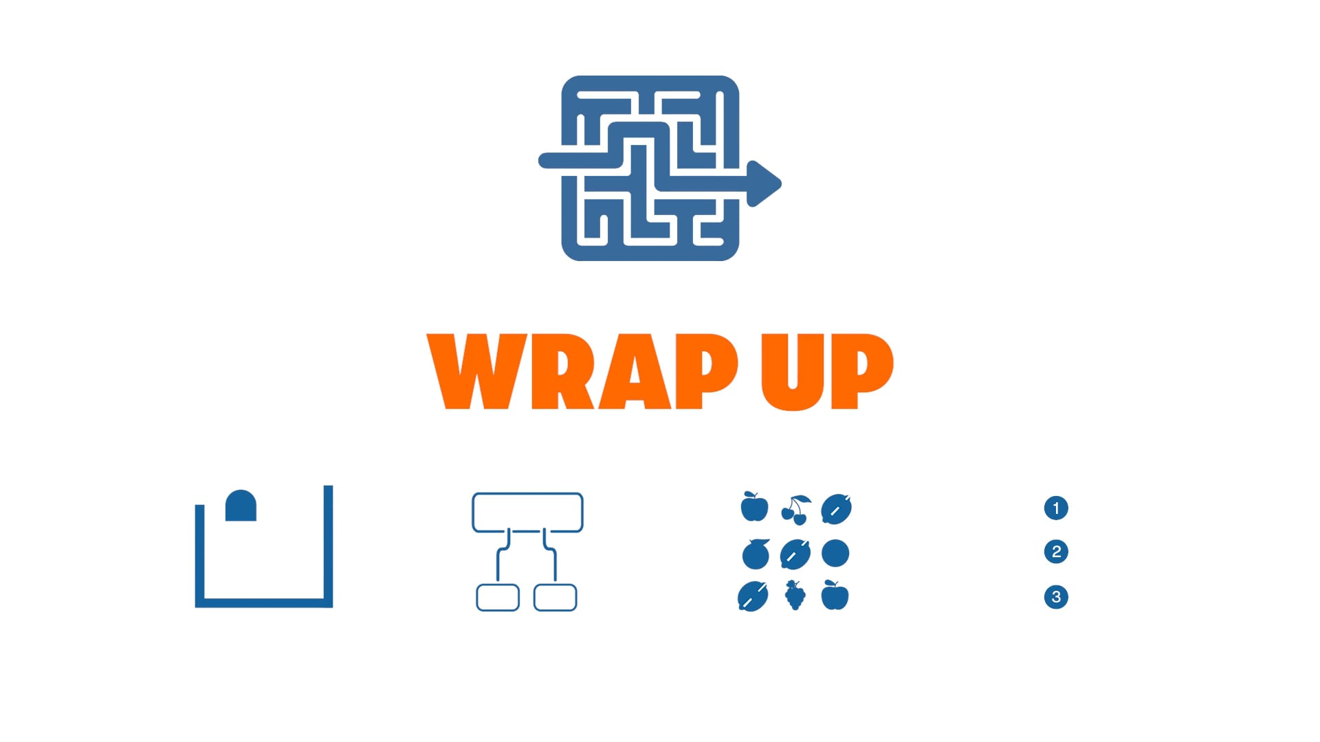 Get in the Game: Wrap Up
