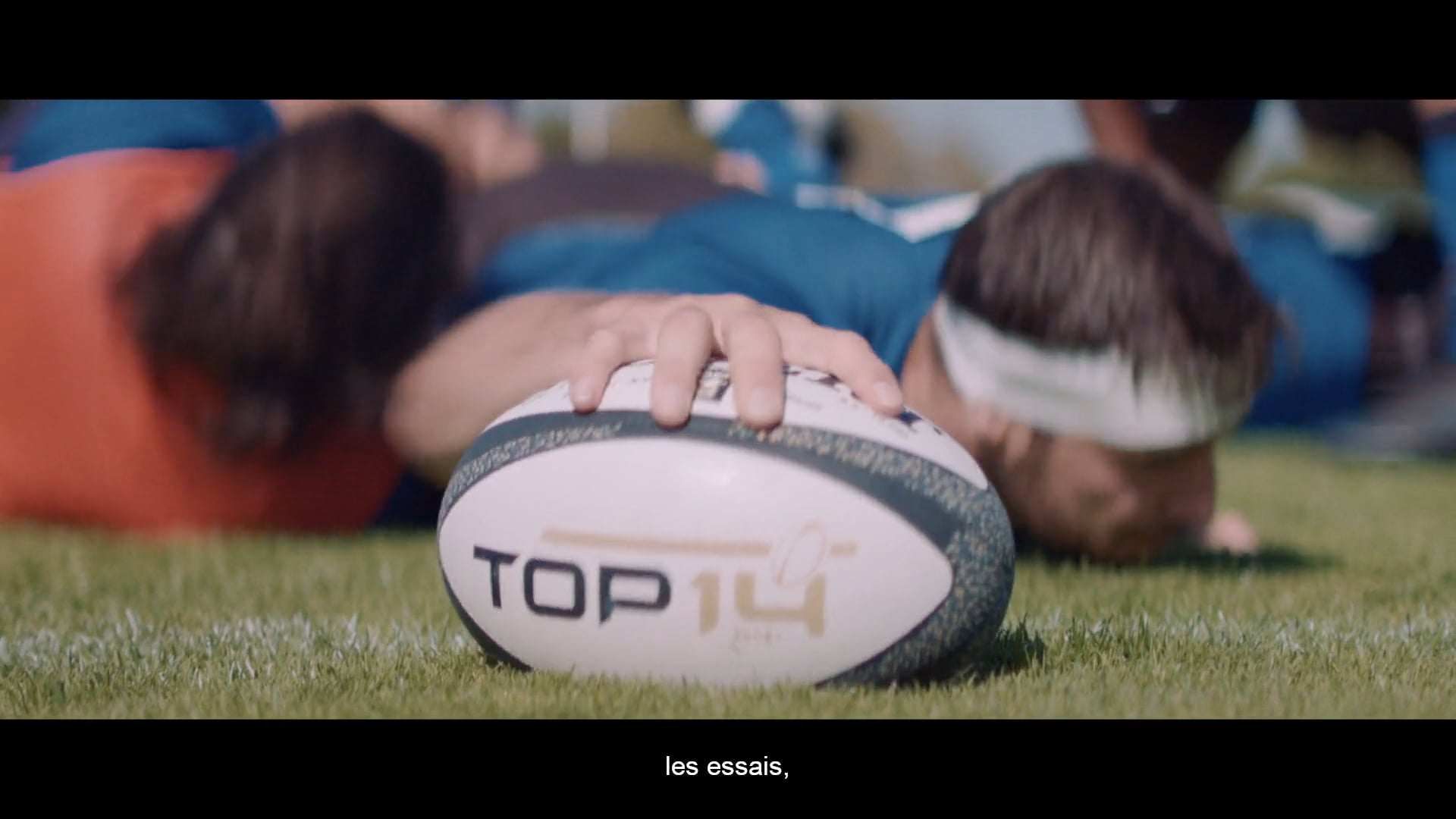 TVC TOP 14 / CANAL +