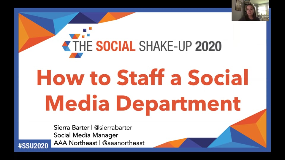How to Staff a Social Media Department