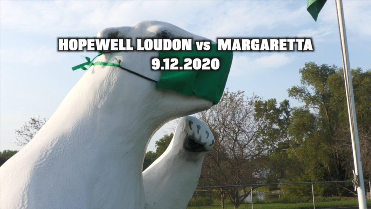 Week 3 Hopewell Loudon vs Margaretta