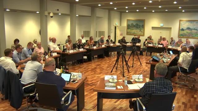 Byrådsmøde d. 15 september 2020