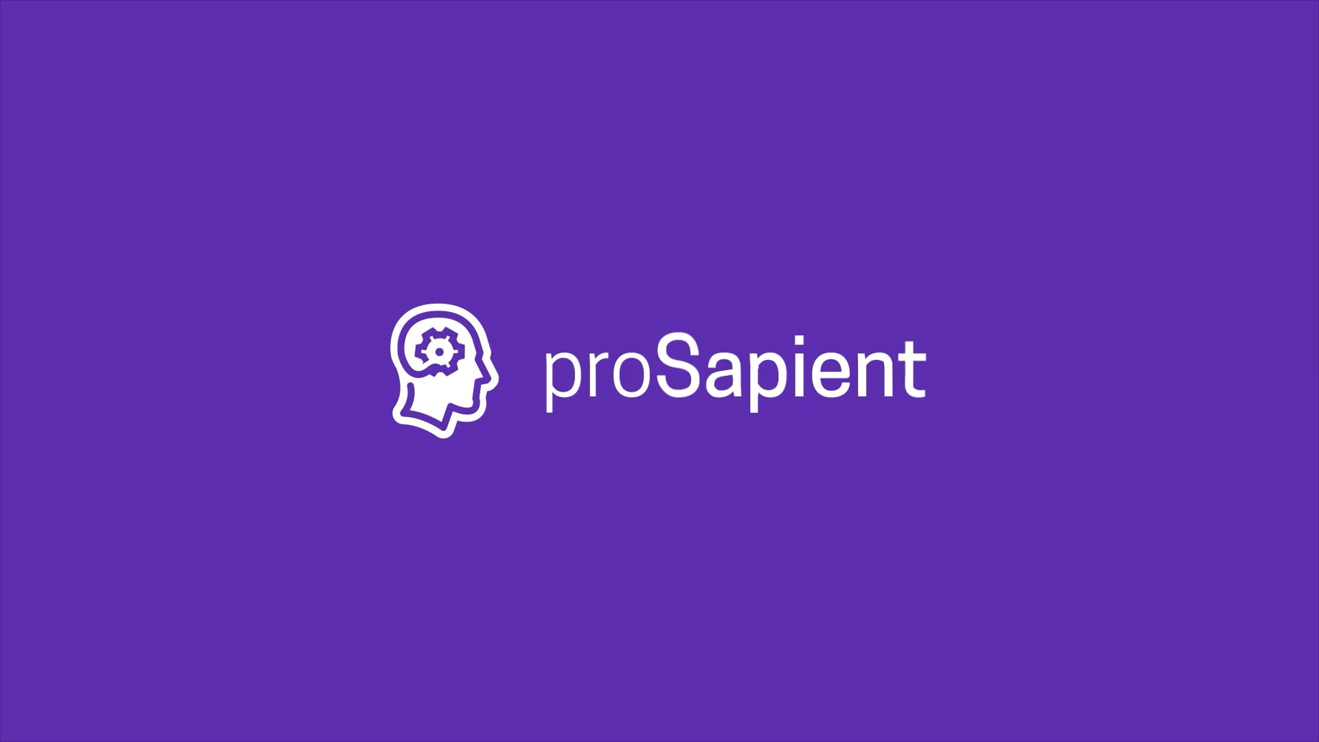 proSapient - Working at proSapient - our co-founder