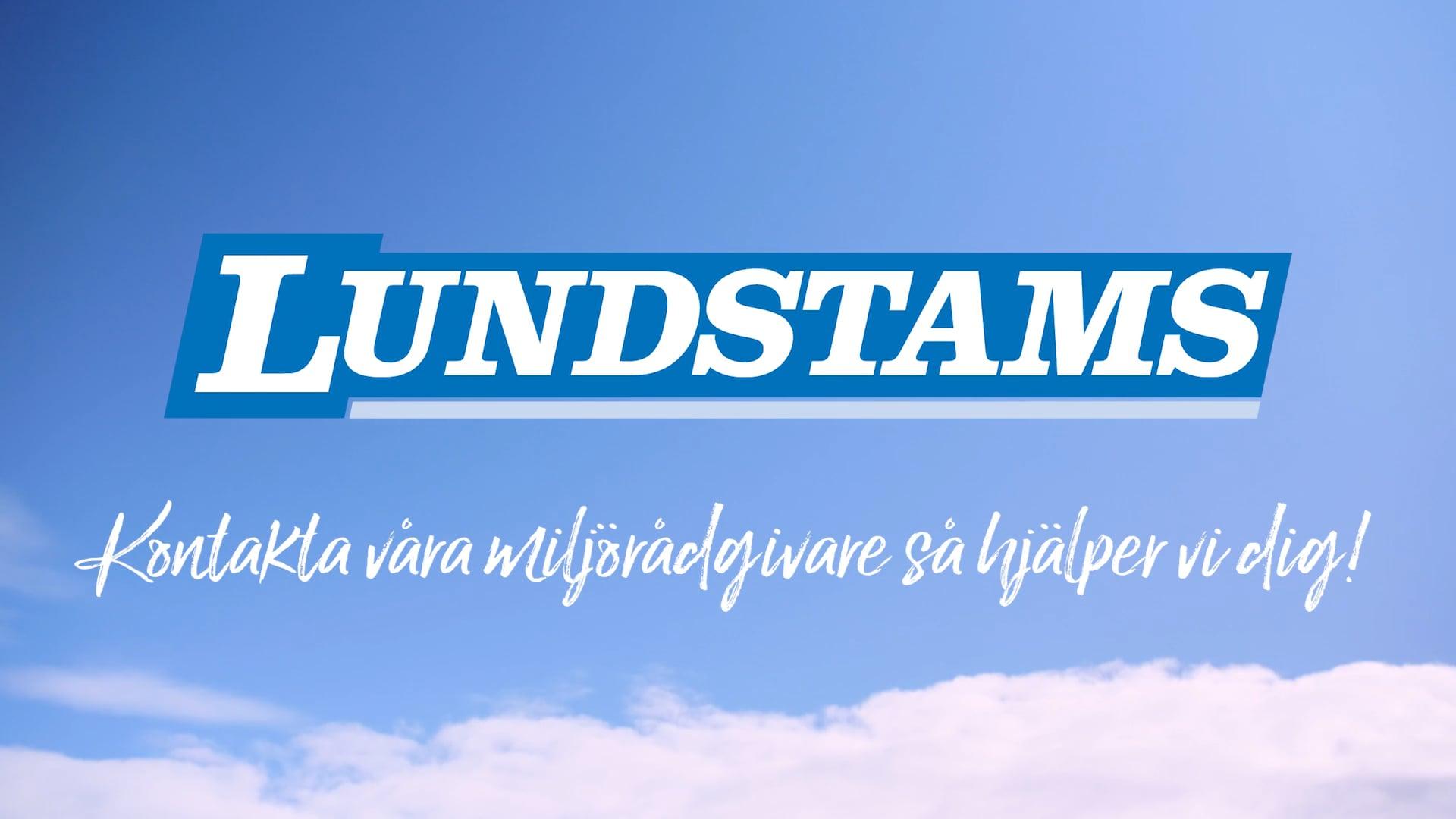 Lundstams - Återvinning för miljö och framtid!
