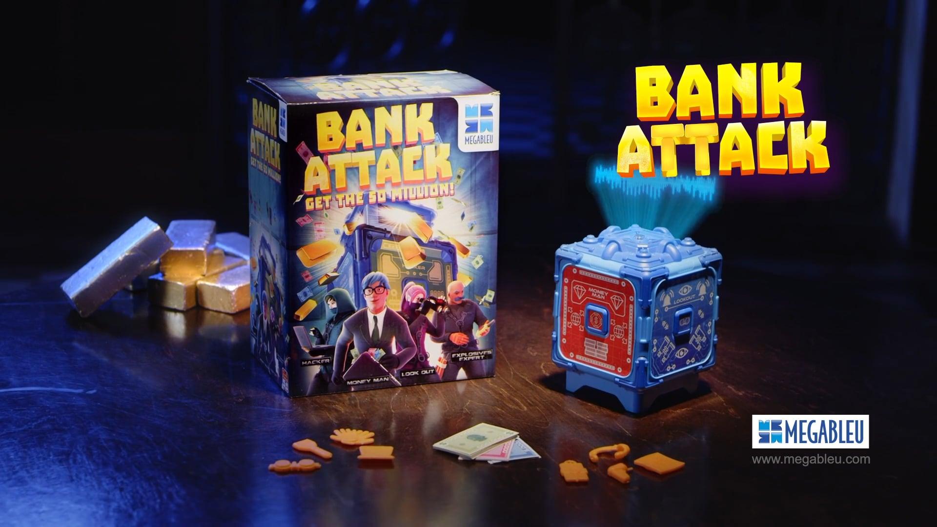 Megableu - Bank Attack