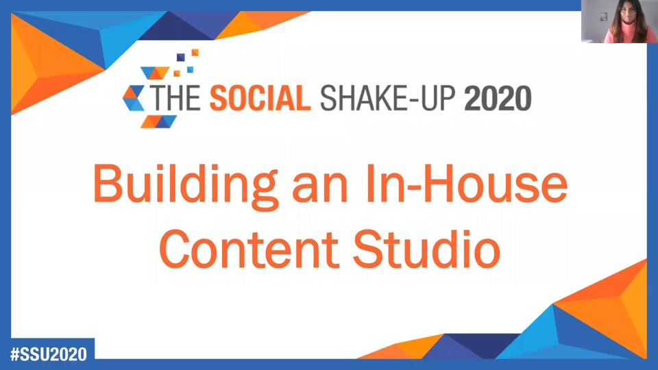 Building an In-House Content Studio