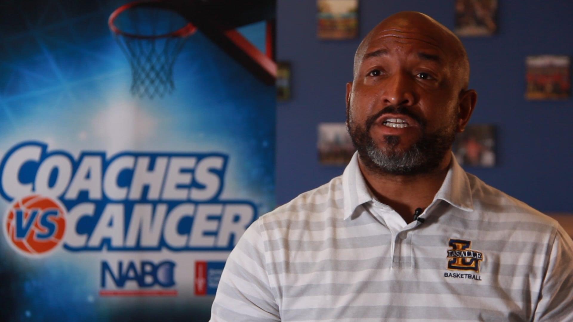 Coaches VS Cancer Off the Court Social Promo