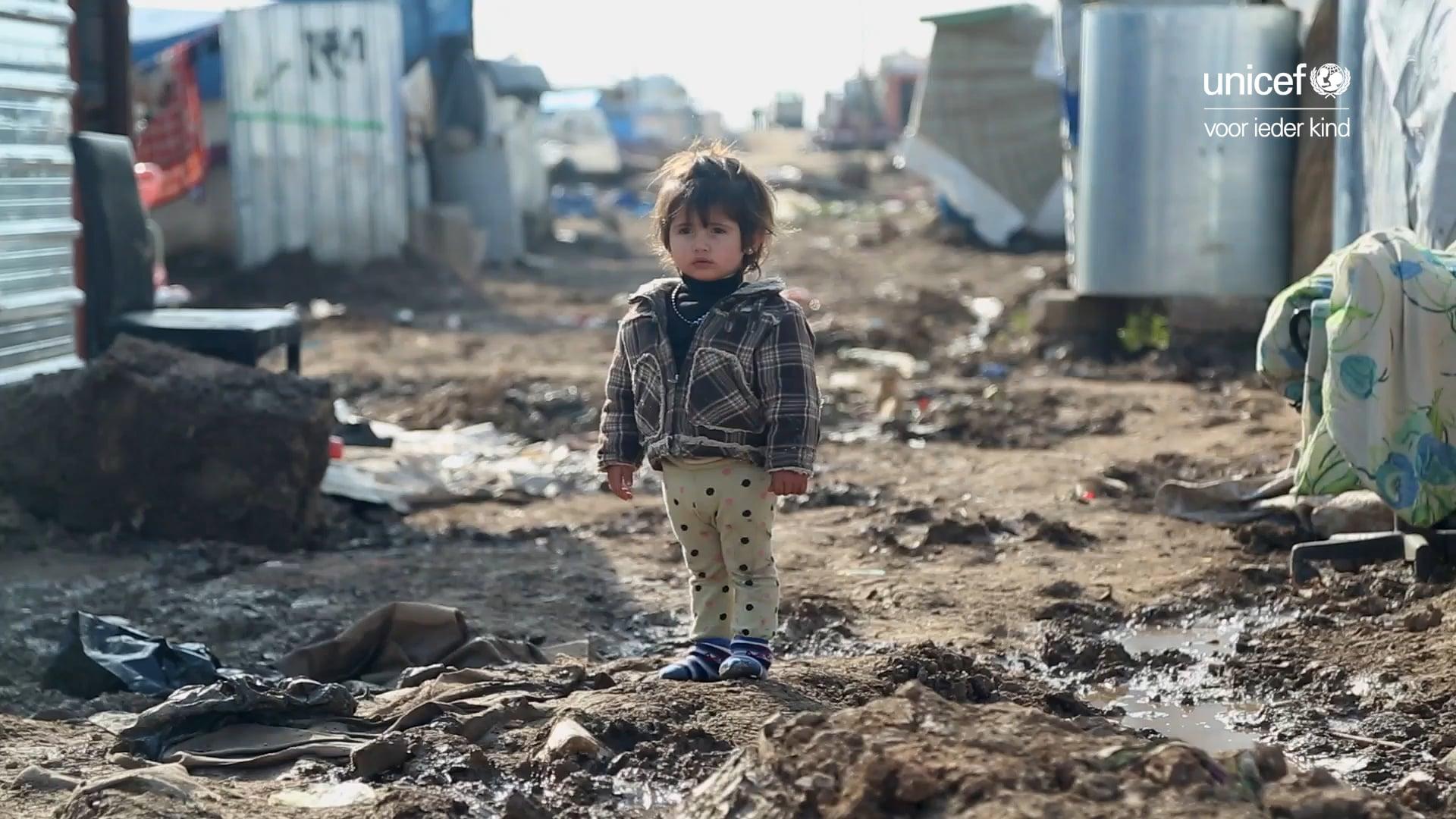 Unicef | Kinderen zijn de onzichtbare slachtoffers van de corona crisis.